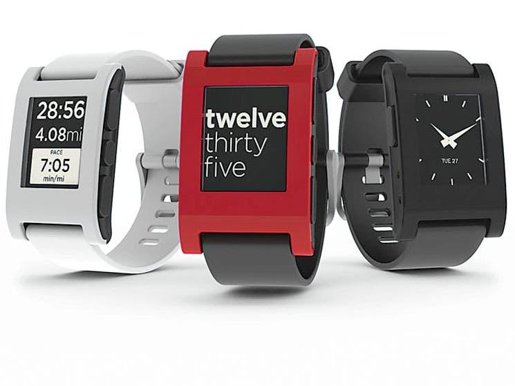 Relojes inteligentes, nueva fiebre