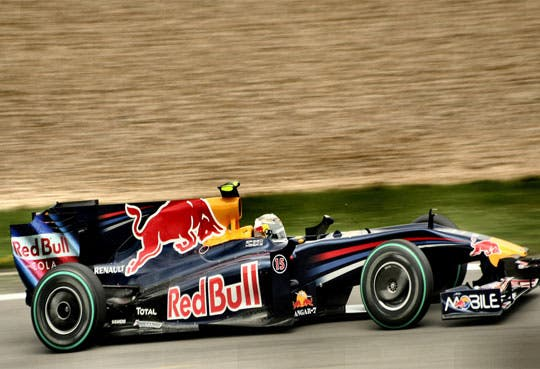 Los Red Bull dominan en Monza