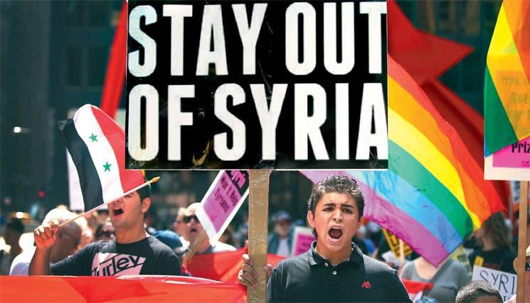 EE.UU. atacaría a Siria antes del miércoles
