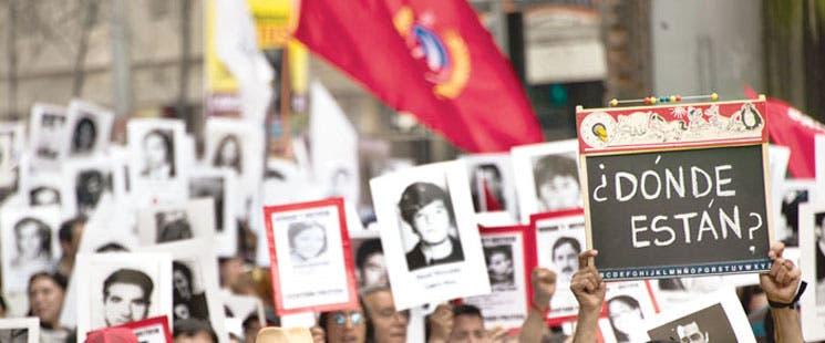 Chilenos exigen  justicia