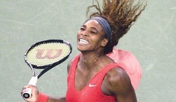 ¡Sos inmensa, Serena!