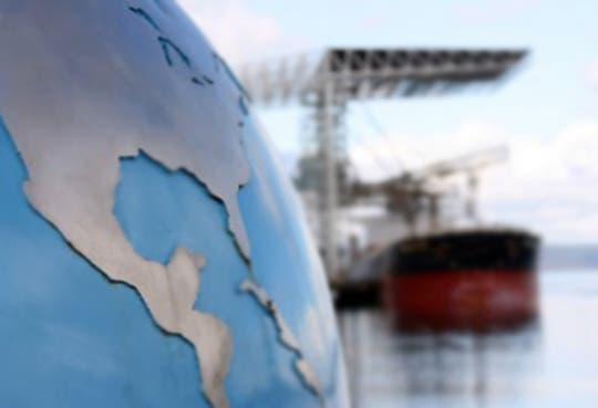 Rebaja crecimiento del comercio internacional