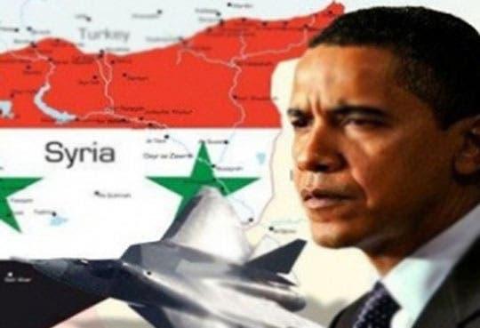 Obama graba entrevistas sobre Siria