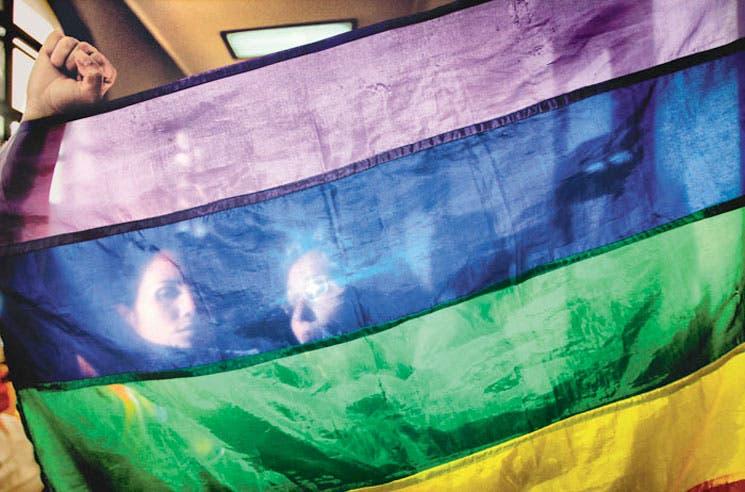 Legalización de uniones gais cerca