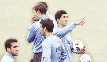 Uruguay por el repechaje