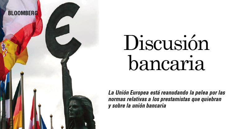 UE reanuda discusión por quiebra de bancos