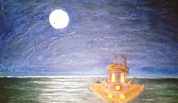 Zulay Soto llena de arte Cartago