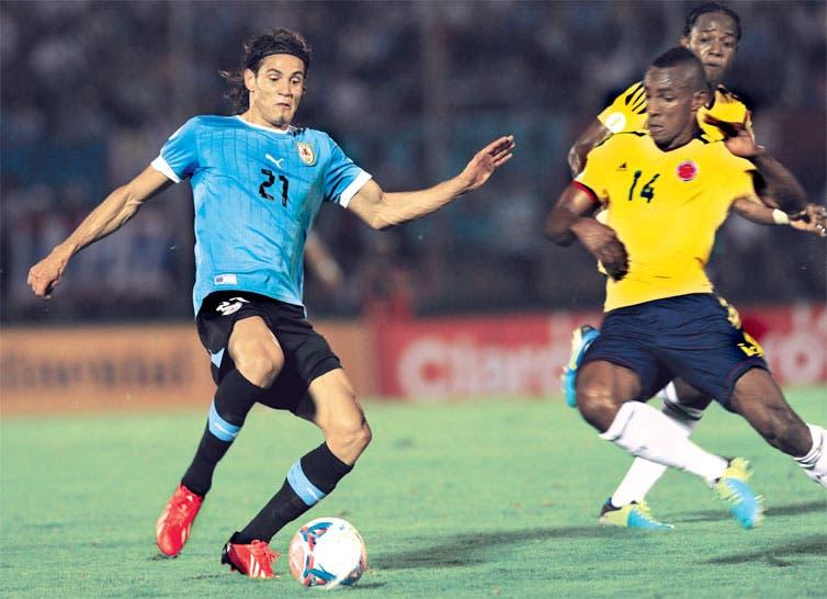 Uruguay sueña con la clasificación directa al Mundial