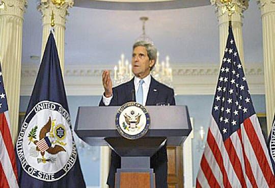 Kerry: Promesa de Asad no es suficiente
