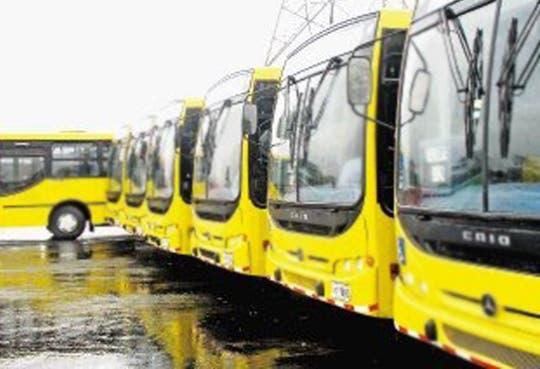 Nueva tarifa para rutas intersectoriales