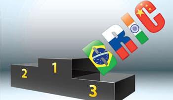 BRIC's en el último puesto para inversores