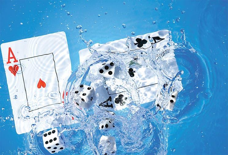 Casinos flotantes deslumbran en Asia
