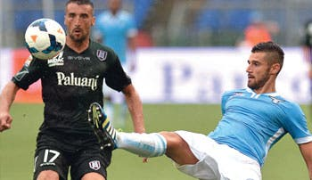 Lazio es protagonista