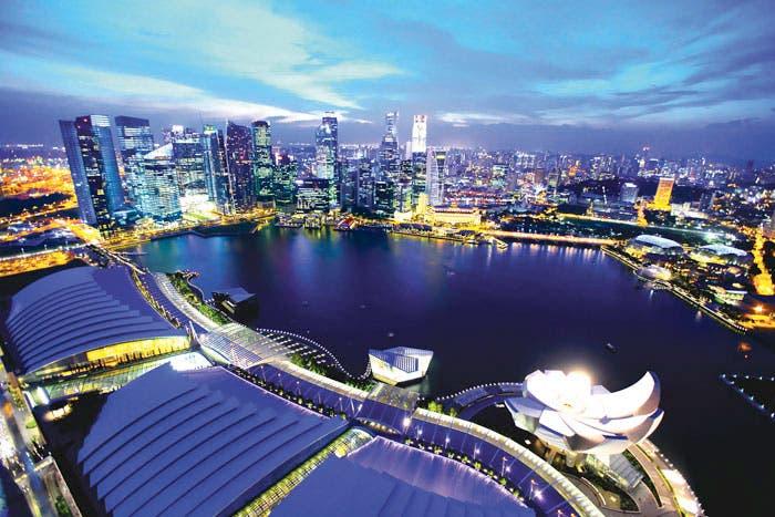 Modelo para seguir: Éxito económico de Singapur