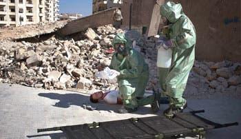 ONU confirma uso de gas sarín, sin definir quien lo empleó