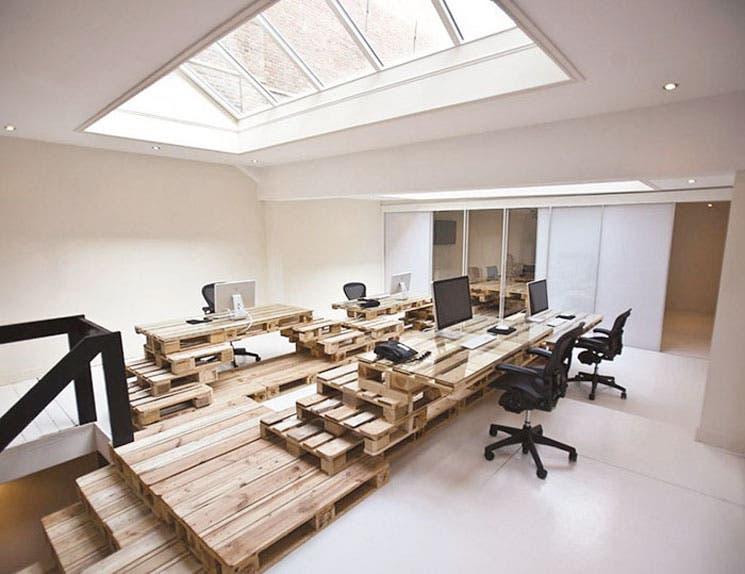 Modernice su espacio de trabajo