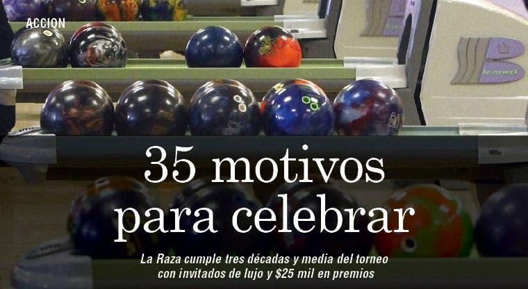 35 motivos para celebrar