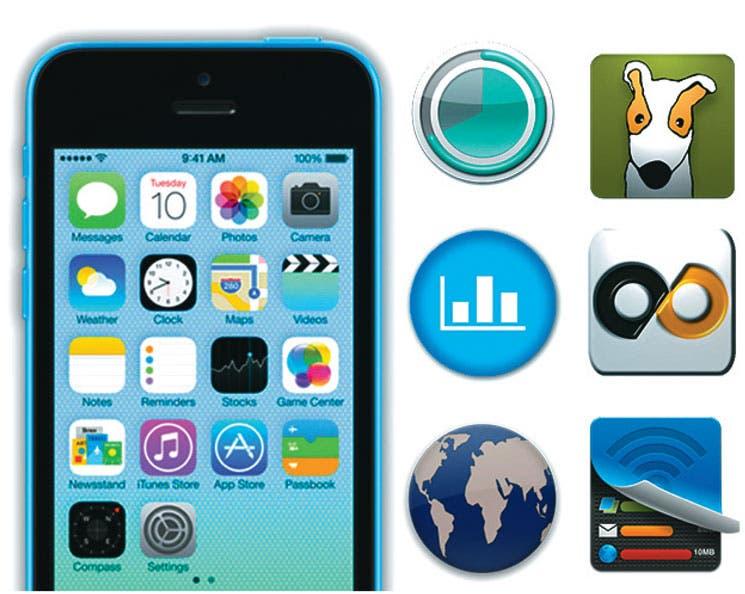 Ahorre dinero con apps