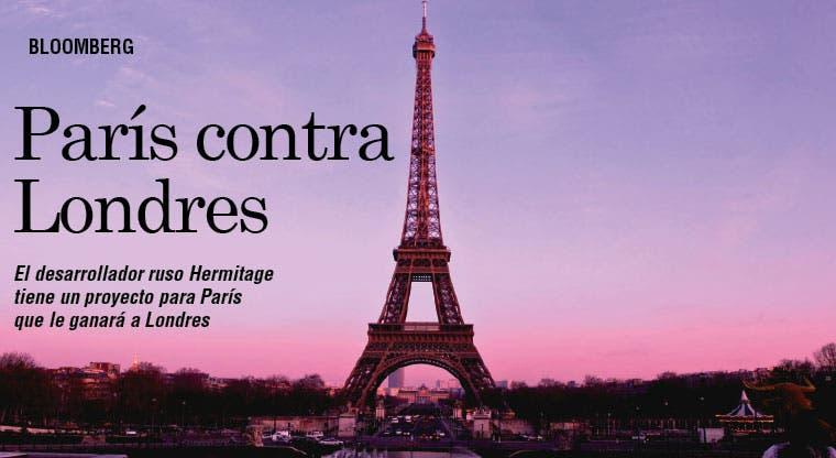París superará a Londres en rascacielos