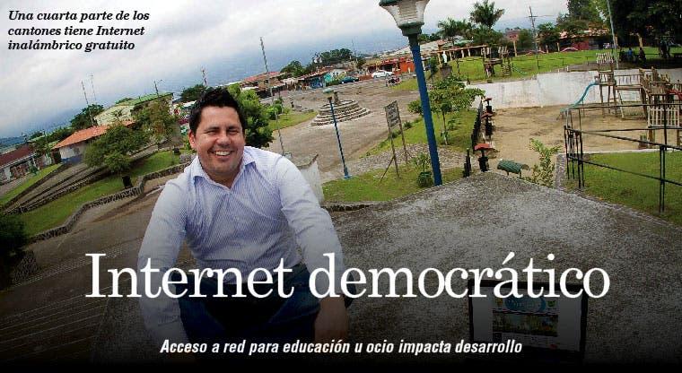 Internet democrático