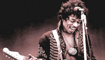 """Jimi Hendrix toma la palabra en """"Empezar de cero"""""""