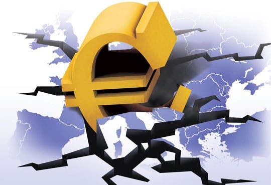 Lenta recuperación en Eurozona se mantendrá
