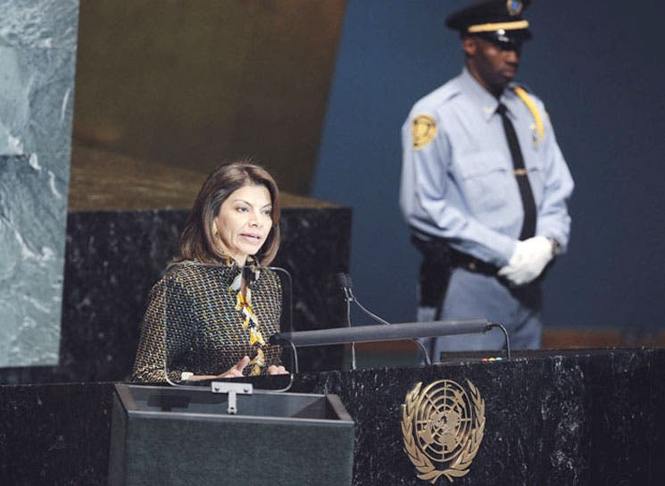 Chinchilla tras apoyo de ONU contra Nicaragua