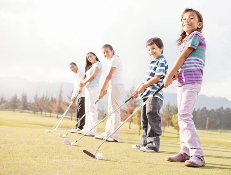 Golf para todos