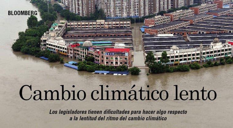 Lentitud del calentamiento frena acuerdo