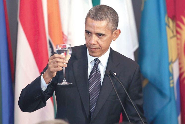 Obama confía en diplomacia para logros en Siria e Irán