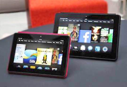 Amazon presenta dos nuevas tabletas