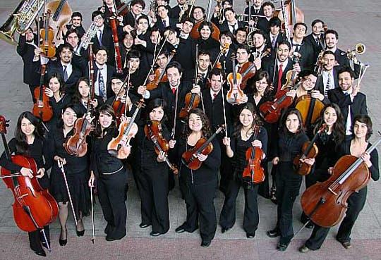 Sinfónica Nacional luchará por un Grammy Latino