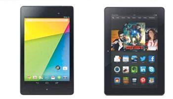 Amazon presentó dos nuevas tabletas