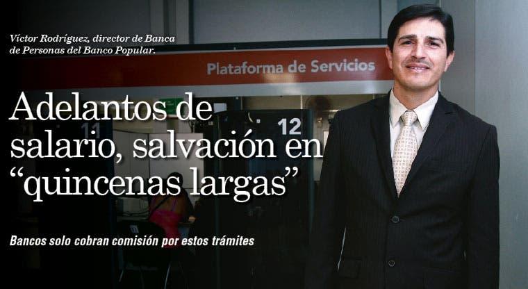 """Adelantos de salario, salvación en """"quincenas largas"""""""