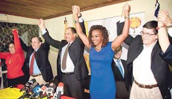 Solís y Campbell encabezan lista de diputados del PAC