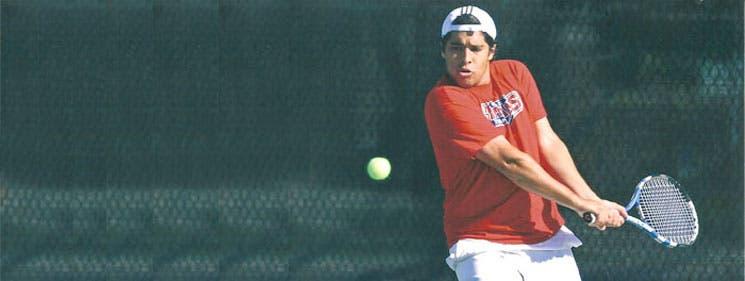 """""""Quiero crecer en mi tenis"""""""