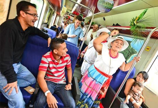 Turis-Tren atrapó a los ticos