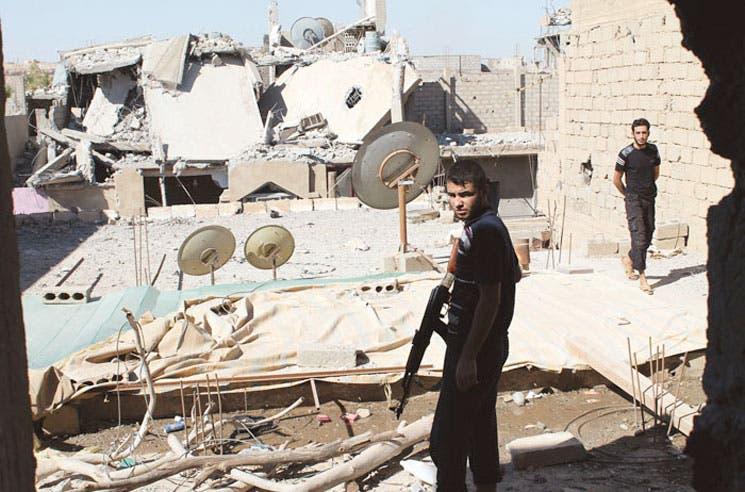 Aprueban destruir armas químicas sirias