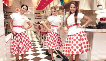 Johnny Rockets abre primer local en Costa Rica