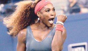 Serena, la mejor de 2013