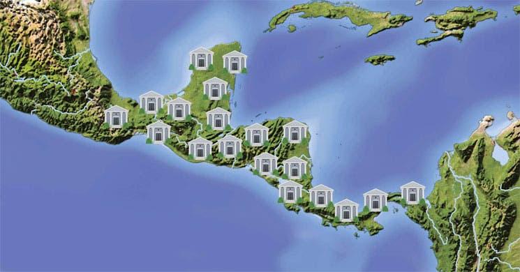 Banca Centroamericana sólida pero menos rentable