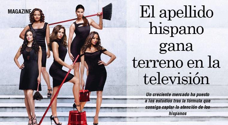 Latinos en la TV