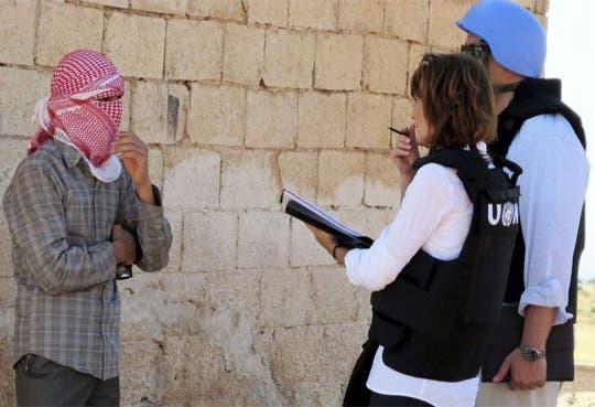 Inspectores de la ONU abandonan Siria