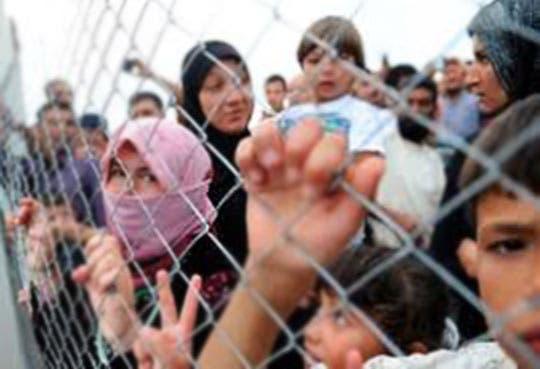 Varios países acogen refugiados sirios
