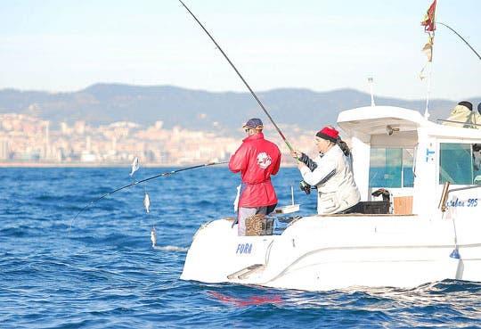 Banderazo de salida a pesca en Nicoya