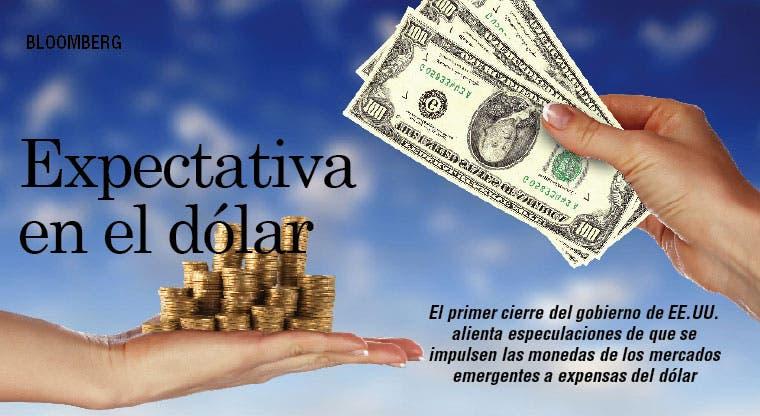 Expectativa sobre el dólar tras cierre de gobierno