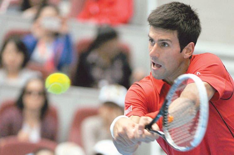 Djokovic defiende el trono