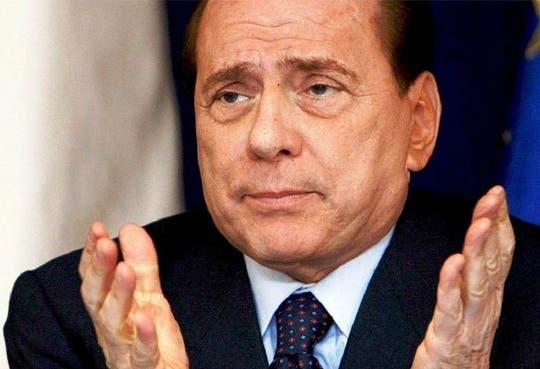Berlusconi ausente en Junta sobre expulsión