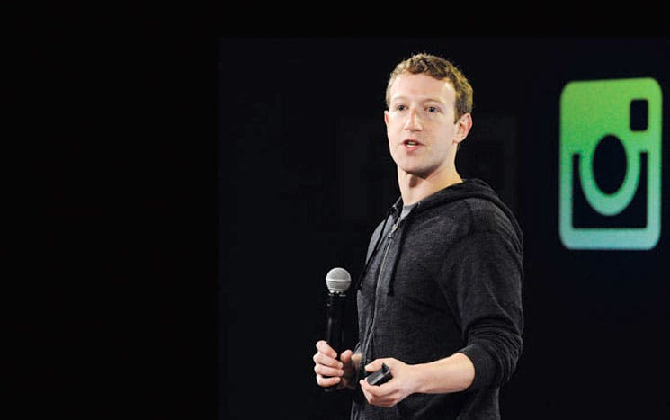 Facebook usará Instagram para aumentar ingresos