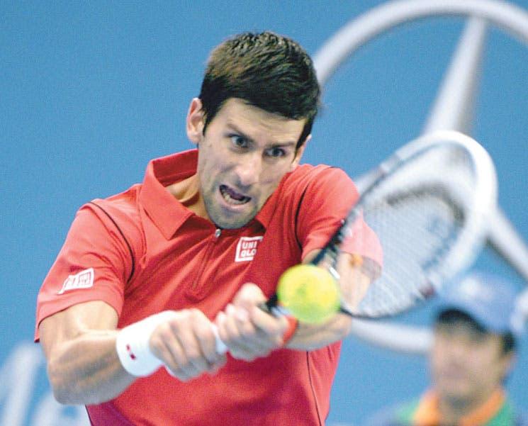 Djokovic se apeó a Nadal